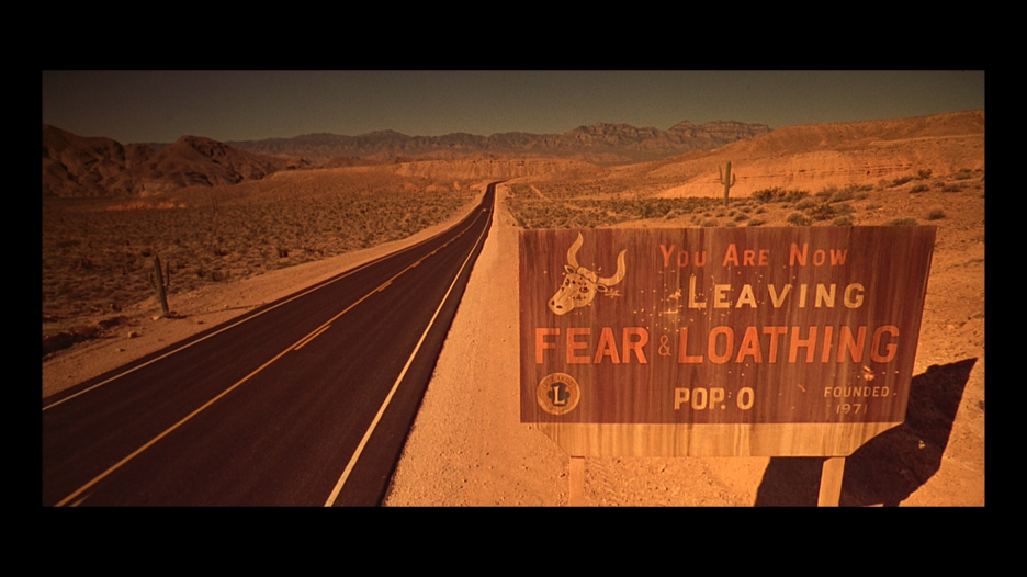 fear and loathing screen shot