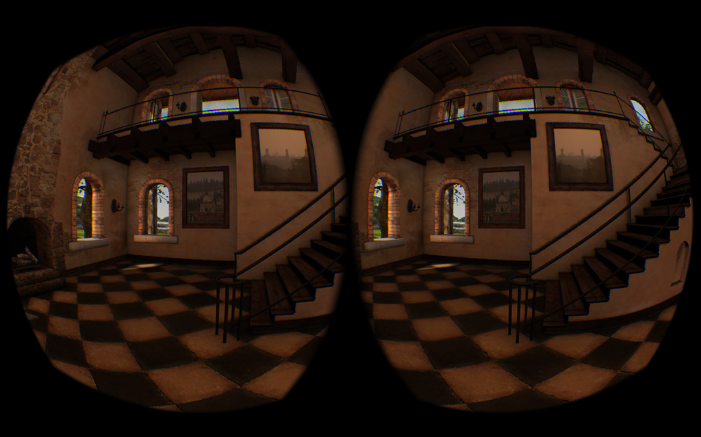 oculusworlddemo screenshot