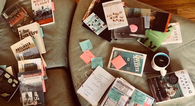 Teaching in All Seasons: Poetics, Ideal Tendencies, and Food Literacy