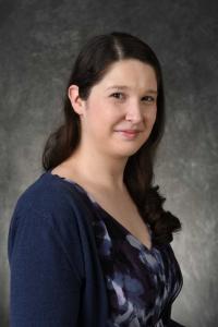 Headshot of Andrea Krafft